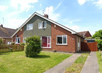 Thumbnail 2 bed semi-detached house for sale in Brockwood Close, Northampton