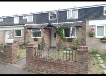 Thumbnail 3 bedroom terraced house for sale in Jersey Close, Southampton