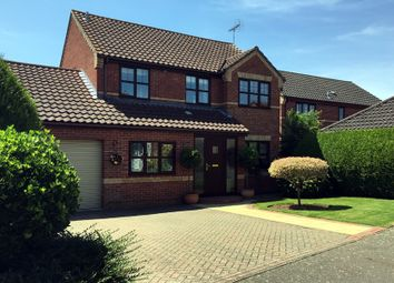 Thumbnail 4 bedroom detached house for sale in Friars, Capel St Mary