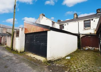 Thumbnail Retail premises to let in Garage/Lock Up, Rear Of Duckworth Street, Darwen