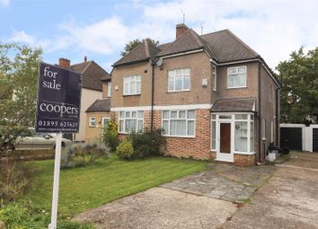 3 bed semi-detached house for sale in Ivy House Road, Ickenham, Uxbridge UB10