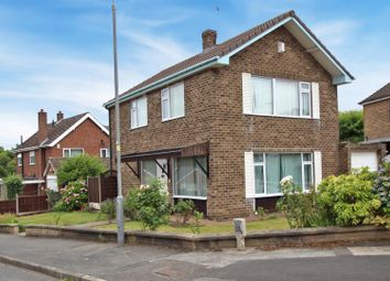Thumbnail 3 bed detached house for sale in Wintringham Crescent, Woodthorpe, Nottingham