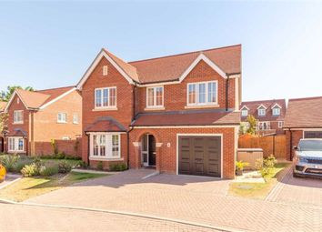 Thumbnail 4 bed detached house for sale in Abbot Crescent, Drayton, Abingdon