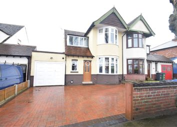Thumbnail 3 bed semi-detached house for sale in Thursfield Road, West Bromwich, West Midlands