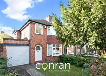 Thumbnail Semi-detached house to rent in Ashridge Crescent, Shooters Hill