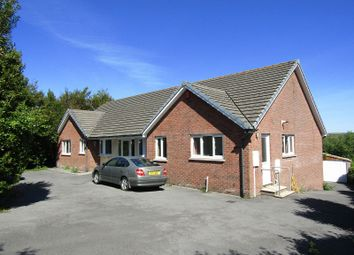 Thumbnail 5 bed detached bungalow for sale in Water Street, Kidwelly, Carmarthenshire.