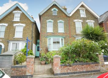 Thumbnail 5 bed cottage for sale in West Cliff, Whitstable