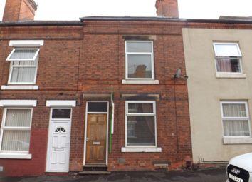 Thumbnail 2 bed terraced house for sale in Monsall Street, Nottingham