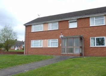 Thumbnail 1 bed flat to rent in Ffordd Offa, Rhosllanerchrugog, Wrexham