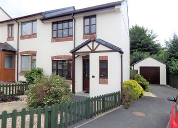 3 bed semi-detached house for sale in Great Oak Meadow, Holsworthy EX22