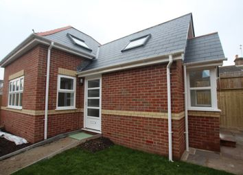 Thumbnail 2 bed bungalow to rent in Denmark Road, Winton, Bournemouth
