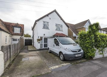 Thumbnail 3 bed detached house for sale in Watersplash Road, Shepperton, Middlesex