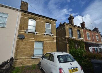 Thumbnail 4 bed terraced house to rent in Crescent Road, Earley, Reading