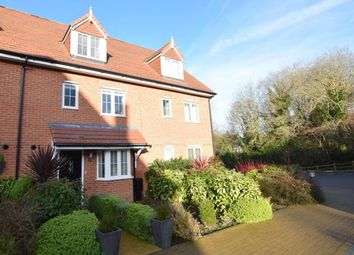 Thumbnail 4 bed terraced house for sale in Treetops Way, Heathfield, East Sussex