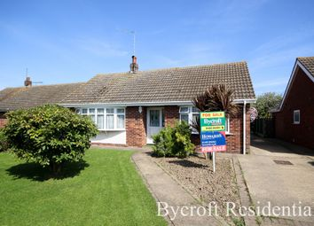 Thumbnail 3 bed detached bungalow for sale in Beach Road, Scratby, Great Yarmouth