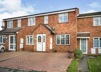 3 bed terraced house for sale in Millbrook, Leybourne, West Malling ME19