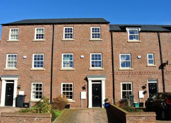 Thumbnail 4 bed property for sale in Rose Terrace, Cygnet Street, York