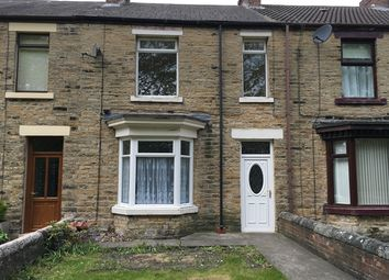 Thumbnail 3 bed terraced house to rent in Pears Terrace, Shildon, Co. Durham