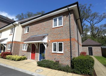 Thumbnail 2 bedroom end terrace house for sale in Westley Grove, Fareham