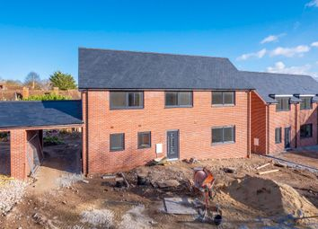 Thumbnail 4 bed detached house for sale in Boxford, Sudbury, Suffolk