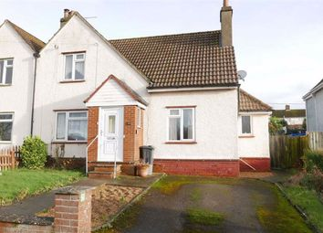 Thumbnail 2 bed semi-detached house for sale in Oldminster Road, Sharpness, Berkeley