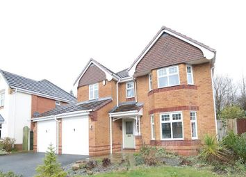Thumbnail 4 bed detached house for sale in Wyndham Grove, Priorslee, Telford