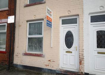 Thumbnail 2 bedroom terraced house to rent in Redcar Street, Hull