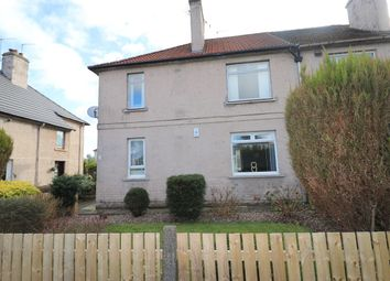 Thumbnail 2 bed flat for sale in Dewar Drive, Leven