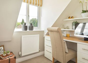 """Thumbnail 3 bed terraced house for sale in """"The Henbury"""" at Roundstone Lane, Angmering, Littlehampton"""