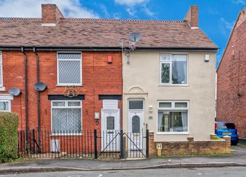 Thumbnail 2 bed terraced house for sale in Lyndhurst Road, Heath Hayes, Cannock