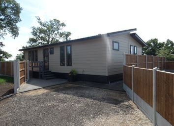 Thumbnail 2 bedroom mobile/park home for sale in The Elms, Lippitts Hill, High Beech