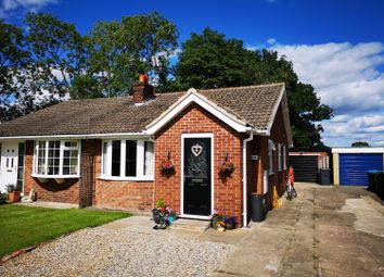 Thumbnail 3 bed bungalow to rent in Parkfield, Stillington, York