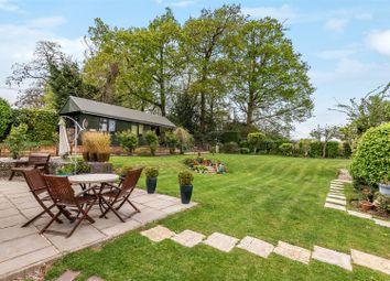 Thumbnail 4 bedroom detached bungalow for sale in Conington Lane, Conington, Peterborough