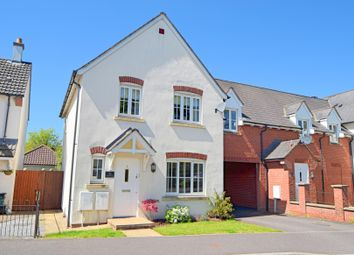 Thumbnail 3 bed link-detached house for sale in Willand Moor Road, Willand