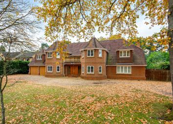 Thumbnail 5 bed property to rent in Kingsley Avenue, Camberley
