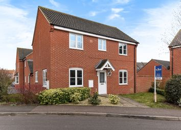 Thumbnail 3 bed detached house for sale in Bevington Way, St. Neots, Cambridgeshire