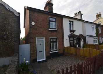 Thumbnail 2 bed end terrace house to rent in Southend Road, Stanford-Le-Hope, Essex
