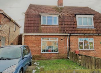 Jack Lawson Terrace, Wheatley Hill, Durham DH6. 2 bed semi-detached house