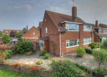 Thumbnail 3 bed semi-detached house for sale in Woolwich Road, Belvedere