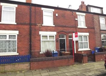 Thumbnail 2 bedroom terraced house for sale in Yates Street, Portwood, Stockport, Cheshire