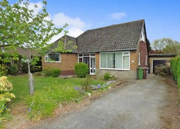 Thumbnail 4 bed detached bungalow for sale in Nursery Road, Scholar Green, Stoke-On-Trent