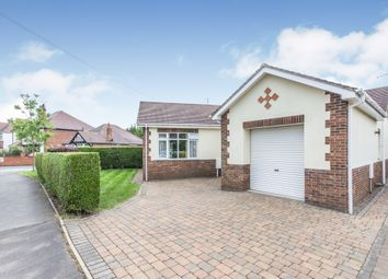 Thumbnail 2 bedroom detached bungalow for sale in Ordsall Park Road, Retford