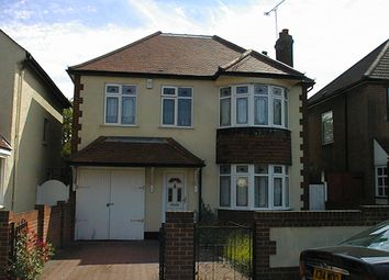 Thumbnail 4 bedroom detached house to rent in Recreation Avenue, Harold Wood