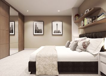 Thumbnail 1 bed flat for sale in The Residence Apartments, 8 Water Street, Liverpool