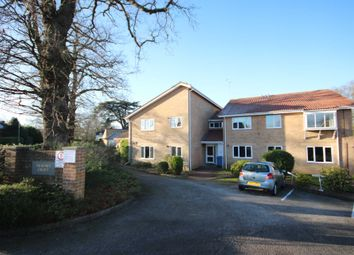 Thumbnail 2 bed flat to rent in Crookham Road, Fleet
