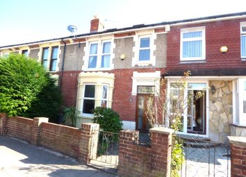 Thumbnail 4 bed terraced house to rent in Cobden Avenue, Portsmouth