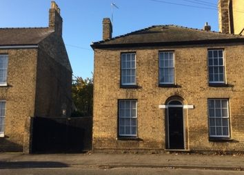 Thumbnail 4 bed detached house to rent in High Street, Cottenham