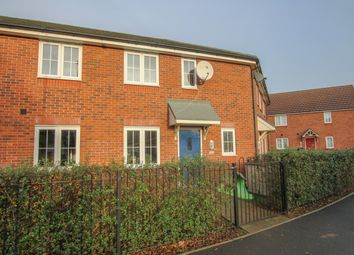 Thumbnail 2 bed terraced house to rent in Cossington Road, Coventry
