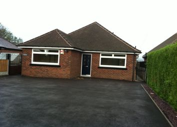 Thumbnail 3 bed bungalow to rent in Peak View, Main Road, Stretton