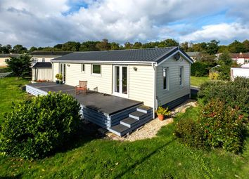 Thumbnail 1 bed mobile/park home for sale in The Dell, Caerwnon Park, Builth Wells